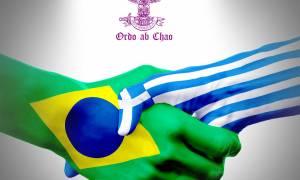 Επιστολή συμπαράστασης προς το Υ:. Σ:. δια την Βραζιλία