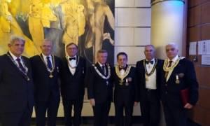 Ετήσια εκδήλωση του Χειμερινού ηλιοστασίου του Εθνικού Υπάτου Συμβουλίου της Γαλλίας
